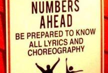 Musicals, Film and Theatre