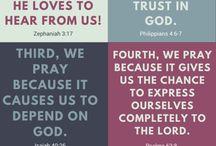Strengthening my faith