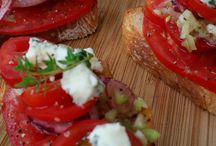 Food- Sommerfrucht ....Tomaten / Alles Leckere mit Tomaten