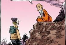 buddhist cartoons