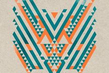 Mønstre / Geometric