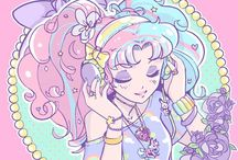 《•Anime ~ Pastel•》 /                                 ღ l o v e l y ღ