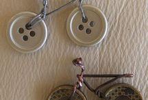 bicicletinhas feiras com botões