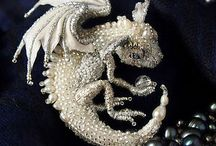 Baby Dragons and Pearls