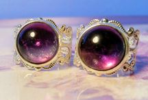 Amethyst Moon / Jewelry