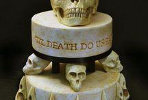 czaszki torty