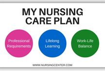 My Nursing Care Plan / Use this quick care plan to make sure you are on the right track to meet your nursing professional goals, while maintaining work-life balance.