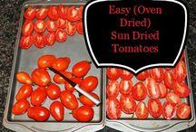 Sundries tomatoes