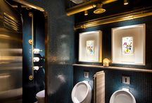Bar bathrooms