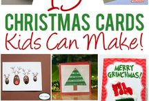 kids greeting card projects