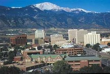 colorado springs / by Sheila Brayboy
