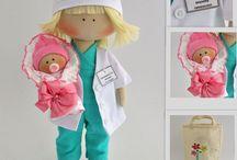 panenka lékař,sestra