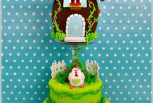 Cakes: Easters