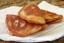 Fried Pies - sweet & savory