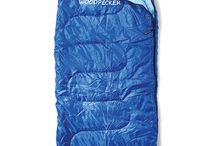 Accessories / Outdoor life accessories - from sleeping bags to tents and poles.