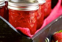 Jam, Jelly, Preserves and Marmalade / by Diane Nowack