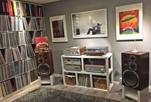 Vintage HiFi Setups