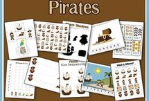 Pirate lesson / by Paige Curtis