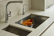Roundhouse kitchen sinks