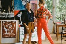 Picasso / Matisse