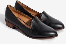 Shoes / by Erica Cwodzinski