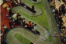 Vintage Slot Car Racing from the 1960's / by Tim S