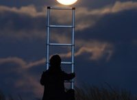 Moonstruck / All about the moon. Man may have landed on the moon, but seen from a distance, it still seems to hold certain mysteries.