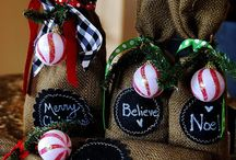 Beautiful christmas / Simple ideas for a warm and cozy christmas