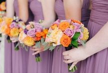 Theme Colours: Purple and Lilac / Purple-Plum-Lavender-Lilac  Peach-Pink-Silver-Light Green