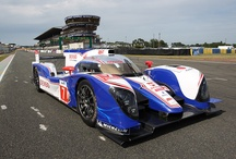 Toyota Racing / Our friends on the track make Toyota one of the best racing car brands out there!