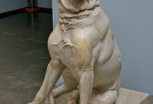 animals sculpture