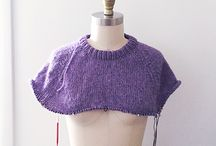Creating your own sweater yokes