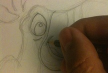 Sketches & Art