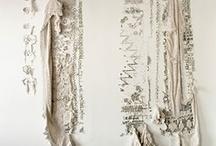 //Textile// / Motifs, couleurs, matières / by Marion Gaillien