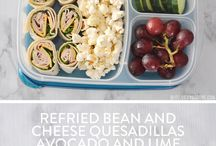 Feeding the Kids / Lunch ideas for the kiddos.