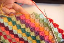 編物いろいろと