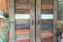 wood panel creations