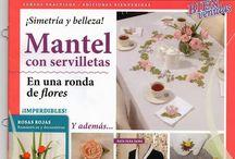 MANTEL CON SERVILLETAS