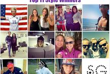 2014 Women's Soccer Top 11 Style Winners / Soccer Girl named their first annual Top 11 Style Winners for Women's Soccer.