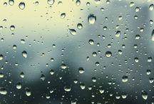 Raindrops / Little pieces of magic!