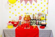 Festa Circo - Paper Kids