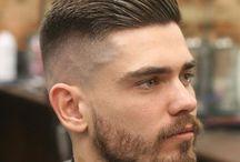 Hair beard