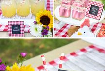 A. baby shower