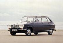 La Renault 16 rouge et une bleue colbate de mon Papa