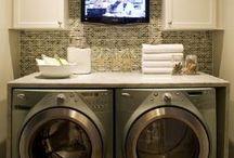 Laundry room / by Laura Triplett