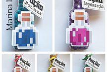Minecraft / Niver de 6 anos do pimpolho
