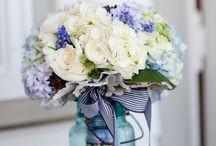 Déco florale mariage / Déco