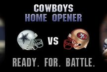 Dallas Cowboys...It's Game Day! / Everyone wants to visit AT&T Stadium at least once. Let our Gameday Experts get you there. Check out some of our exclusive pre-built packages, or build your own custom experience that suits YOUR perfect gameday!
