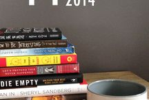 Reading List / Good green + healthful reads.