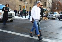 DH Street Style  / Looks we love and outfit inspiration for the Denim Habit girl!  / by Denim Habit